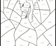 Coloriage et dessins gratuit Magique Addition 29 à imprimer