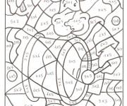 Coloriage et dessins gratuit Magiques 18 à imprimer