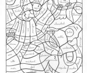 Coloriage et dessins gratuit Magiques Vocabulaire à imprimer