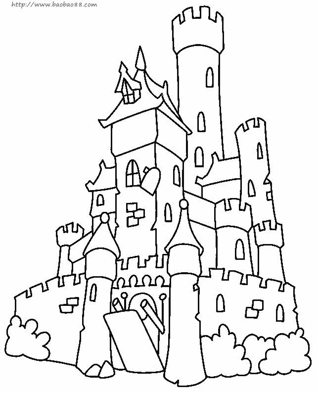 Coloriage et dessins gratuits Maisons 27 à imprimer