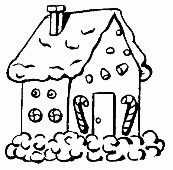 Coloriage et dessins gratuits Maisons 50 à imprimer