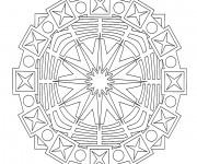 Coloriage De Mandala En Ligne Gratuit.Coloriage Mandala En Ligne Gratuit A Imprimer Liste 40 A 60