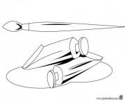 Coloriage et dessins gratuit Materiel Scolaire 12 à imprimer