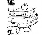 Coloriage et dessins gratuit Materiel Scolaire 5 à imprimer