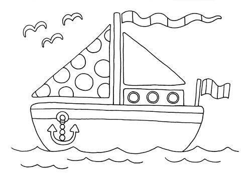 Coloriage maternelle t en ligne dessin gratuit imprimer - Coloriage ete ...