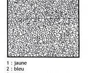 Coloriage dessin  Mystere 13