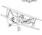 Coloriage Planes Leadbottom