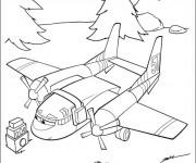 Coloriage Planes  Cobbie à colorier