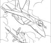 Coloriage dessin  Planes Dusty 28
