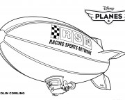 Coloriage dessin  Planes Dusty 41