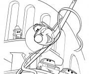 Coloriage Planes Pixar en Français
