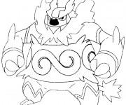 Coloriage dessin  Pokemon 69