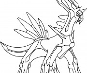 Coloriage dessin  Pokemon 8
