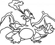 Coloriage dessin  Pokemon 9