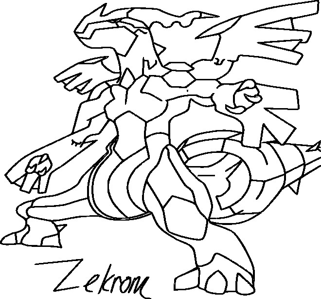 Coloriage pokemon ex 13 dessin gratuit imprimer - Coloriages pokemon ex ...