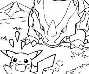 Coloriage Pokemon Ex Gratuit A Imprimer Liste 40 A 60