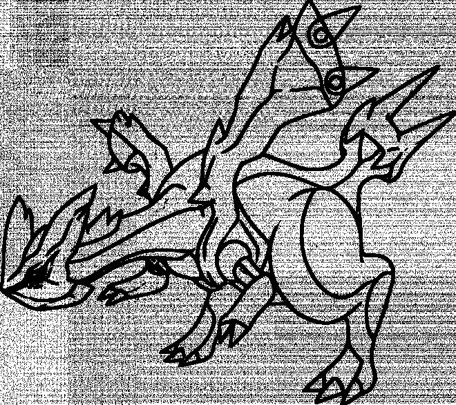 Coloriage et dessins gratuits Pokémon Xy à imprimer