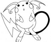 Coloriage Pokémon magique