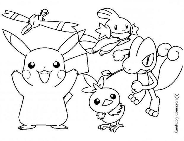 Coloriage Pokemons Legendaire En Couleur