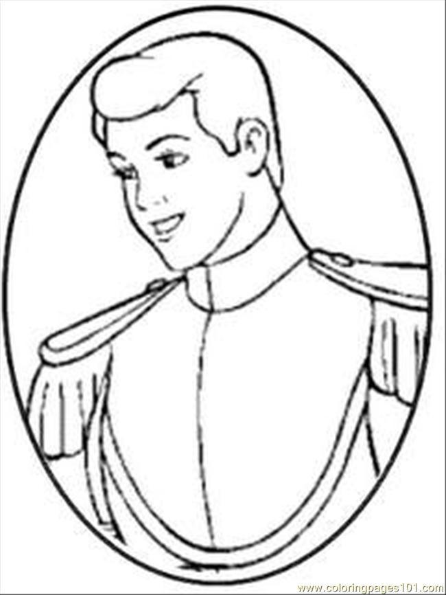 Coloriage et dessins gratuits Le Beau Prince à imprimer