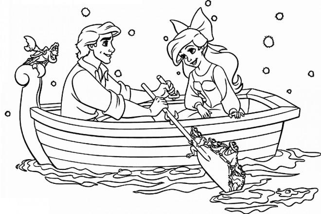 Coloriage et dessins gratuits Alice au pays des merveilles à imprimer