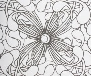 Coloriage et dessins gratuit Anti-Stress 24 à imprimer