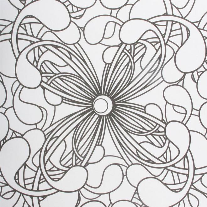 Coloriage et dessins gratuits Psychédélique facile à imprimer