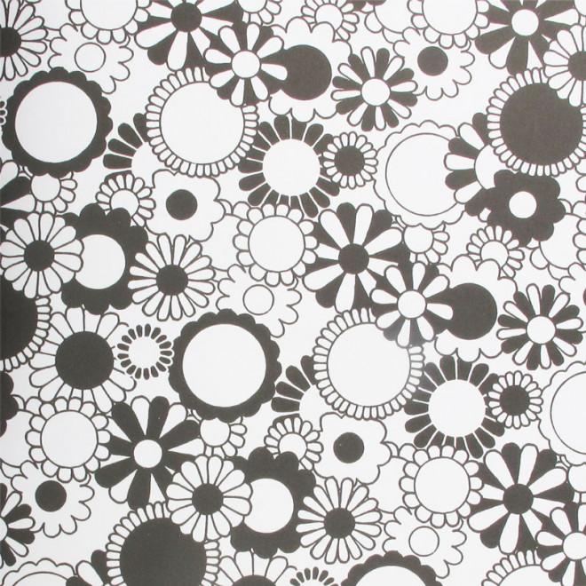 Coloriage et dessins gratuits Psychédélique Fleuri à imprimer