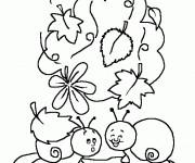 Coloriage dessin  Maternelle Ete 29