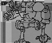 Coloriage et dessins gratuit Robot de guerre équipé à imprimer