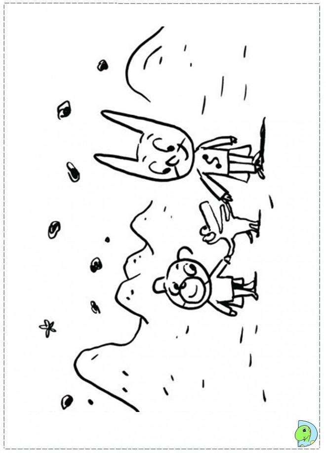 Coloriage et dessins gratuits Samsam au crayon à imprimer