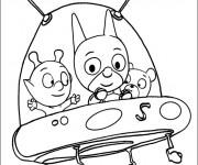 Coloriage et dessins gratuit Samsam pour enfant à imprimer