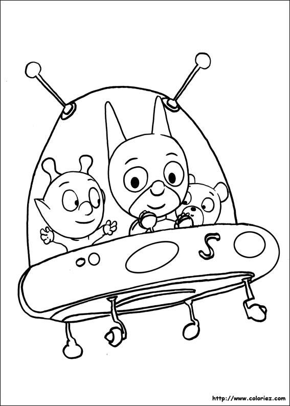 Coloriage Samsam pour enfant dessin gratuit à imprimer