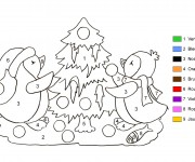 Coloriage dessin  Magique Maternelle 29