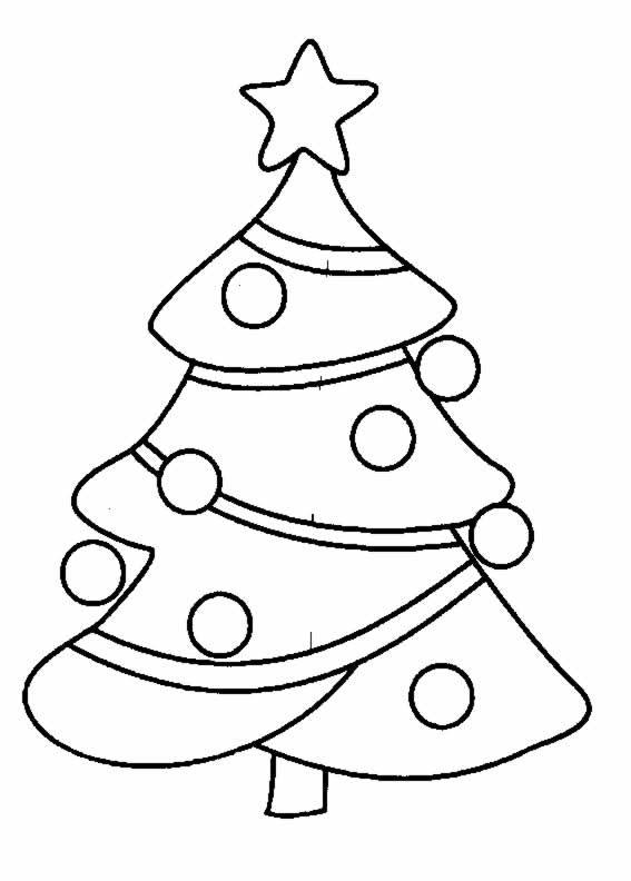 Coloriage et dessins gratuits Sapin de Noël pour Famille à imprimer