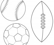 Coloriage Sports 6
