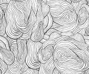 Coloriage Anti-Stress pour Adulte