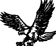 Coloriage aigle gratuit imprimer - Coloriage aigle ...