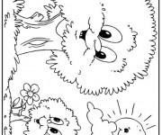 Coloriage et dessins gratuit Arbres 12 à imprimer