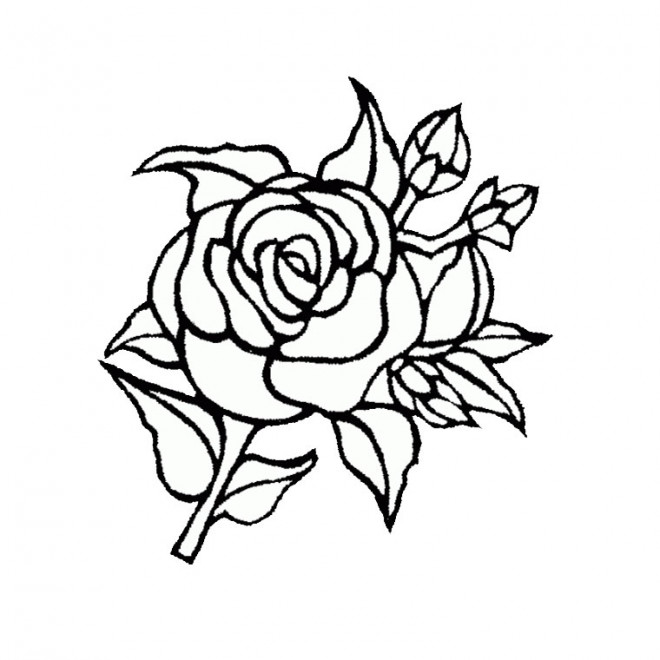 Coloriage Fleur Printemps A Imprimer.Coloriage Fleur Theme Printemps Dessin Gratuit A Imprimer
