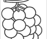 Coloriage dessin  Fruit 13