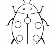 Coloriage dessin  Insecte 3