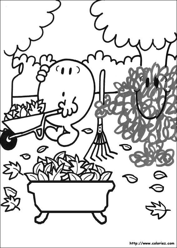Coloriage Facile Jardinage.Coloriage Jardinage Maternelle Facile Dessin Gratuit A Imprimer