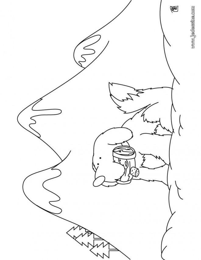 Coloriage et dessins gratuits Montagne 49 à imprimer