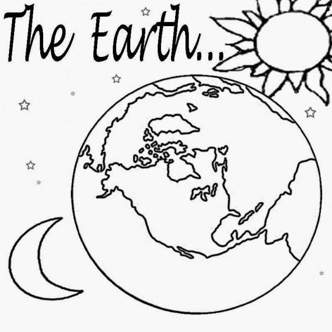 terre soleil et lune
