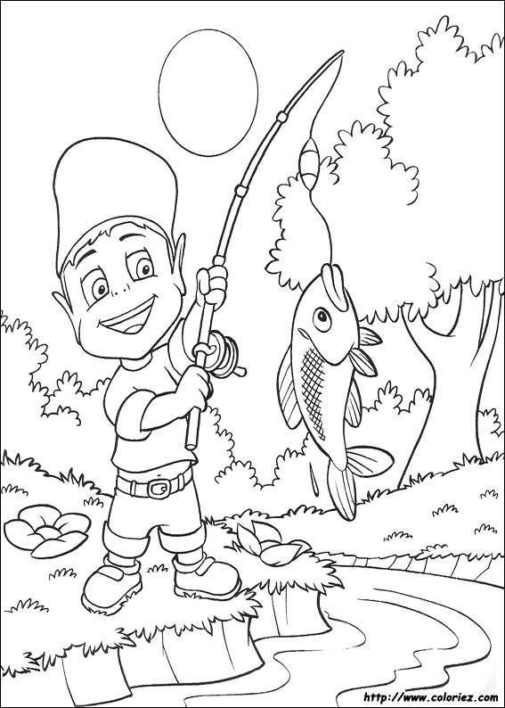 Klevalka pour i de la pêche russe
