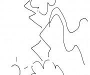 Coloriage dessin  Riviere 14