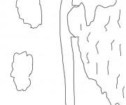 Coloriage dessin  Riviere 15