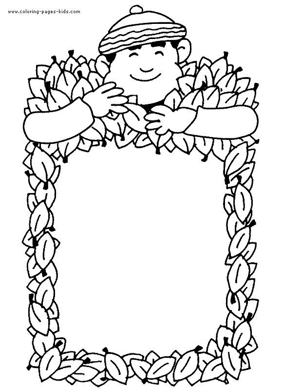 Coloriage et dessins gratuits Automne pour Adulte à imprimer