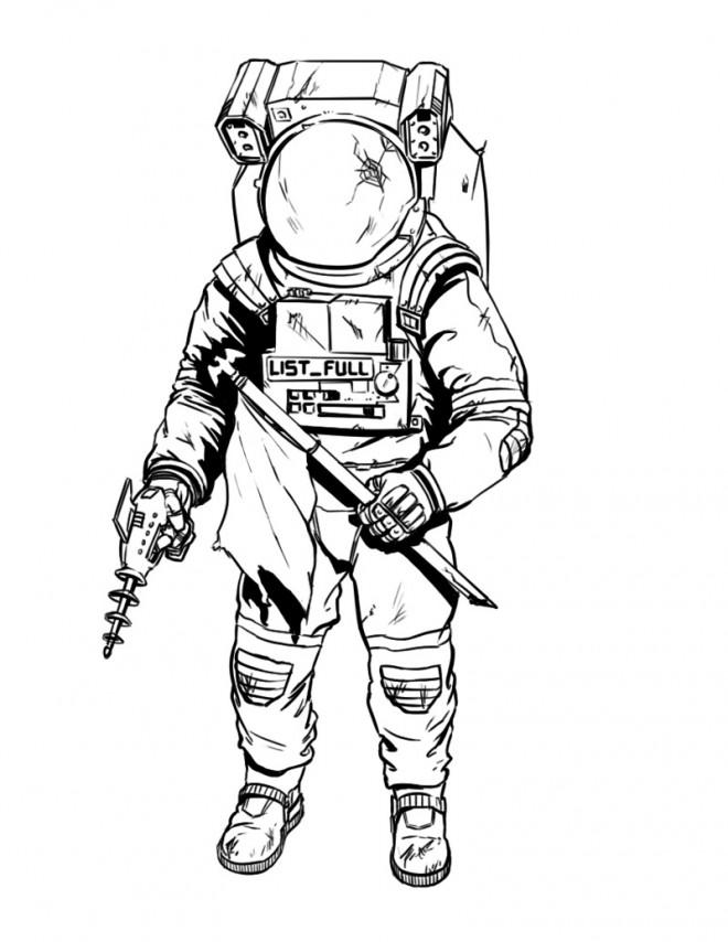dltk astronaut helmet coloring pages - photo#27